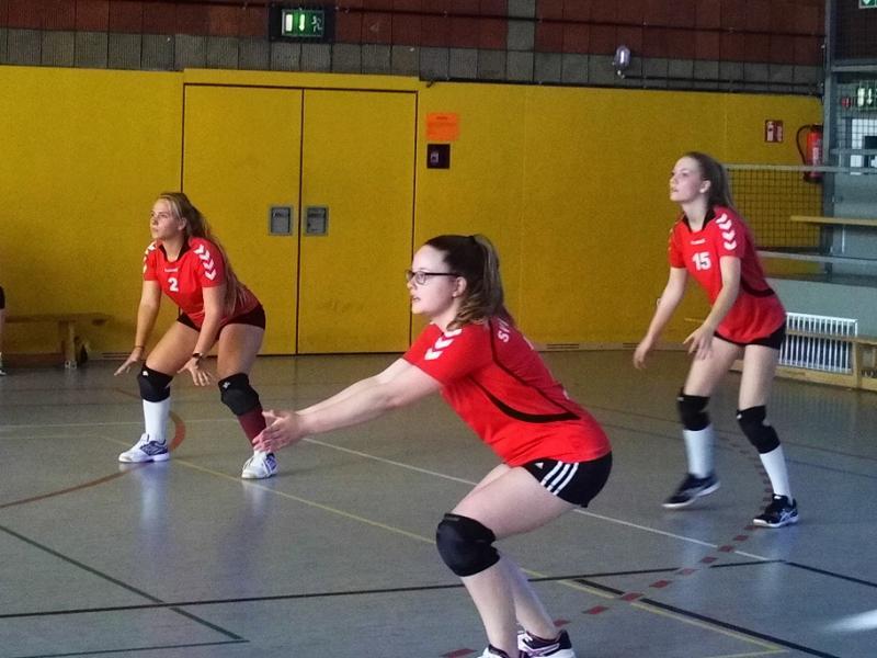 SSC Vellmar II gegen SV Balhorn II