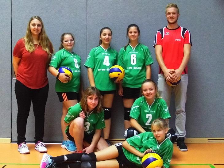 Volleyball weiblichen U15