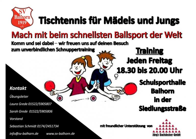 TT-Jugend