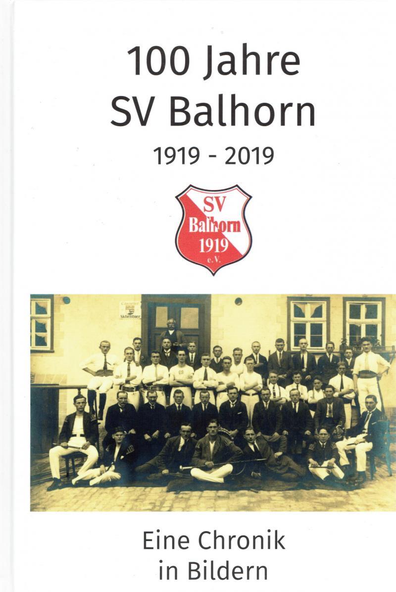 Chronikbuch 100 Jahre SV Balhorn