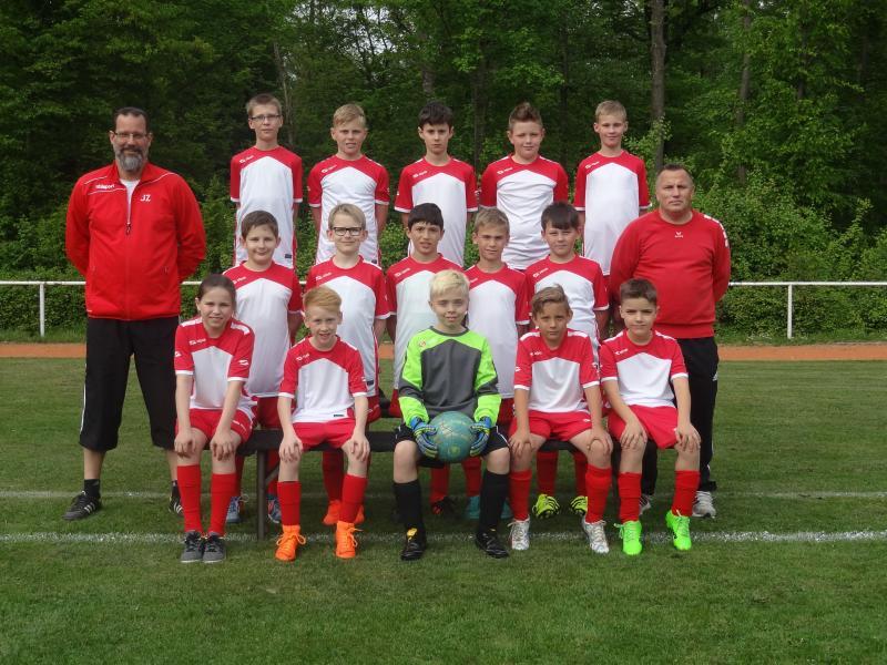 E1 siegt gegen TSV Oberensingen